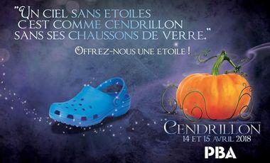 Project visual Cendrillon, La Comédie Musicale
