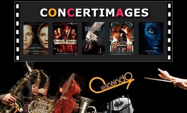 Project visual CONCERTIMAGES