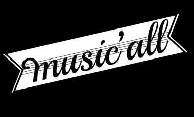 Project visual Un nouveau pôle musicien pour Music'All