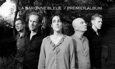 Visueel van project La Baronne Bleue - Premier Album
