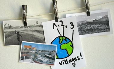 Project visual 1, 2, 3 villages!