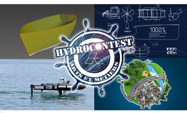Project visual HydroContest Arts et Métiers - Edition 2018