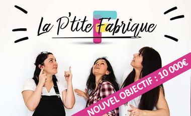 Visuel du projet La P'tite Fabrique