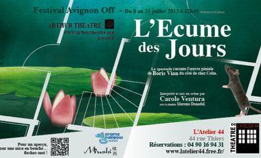 Visueel van project L'écume des jours