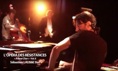 Visueel van project l'Opéra des  résistances