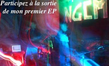 Project visual Le Premier Album 5 titres De NGCM !
