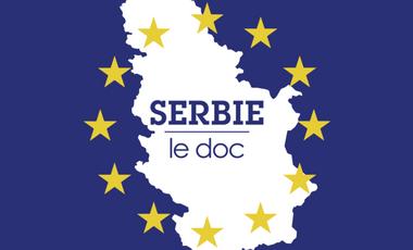 Visueel van project Serbie : le doc