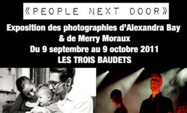 Project visual PEOPLE NEXT DOOR