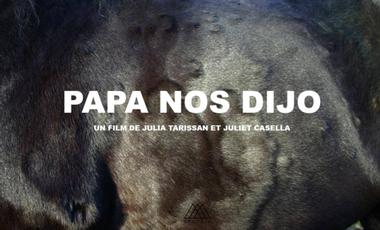 Visuel du projet Papa nos dijo // Short movie