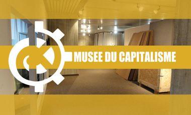 Project visual Musée du Capitalisme