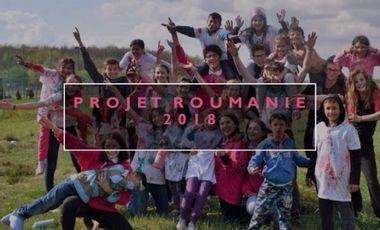 Project visual Projet humanitaire en Roumanie --- Un camp de vacances pour les enfants roumains