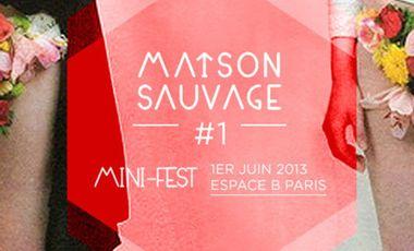 Project visual Maison Sauvage #1
