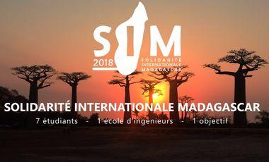 Visueel van project Solidarité Internationale Madagascar 2018