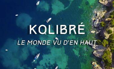 Visueel van project Kolibré - Le monde vu d'en haut