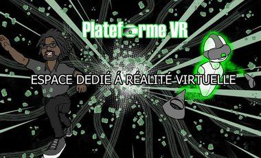 Visueel van project La Plateforme VR