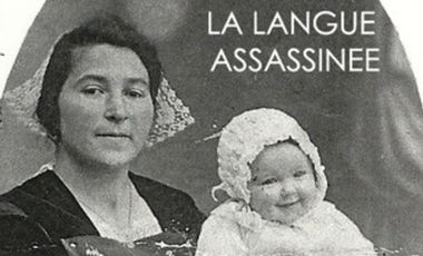 Visueel van project La Langue Assassinée
