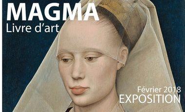 Visuel du projet MAGMA / Manifeste d'art et exposition aux Beaux-Arts de Paris