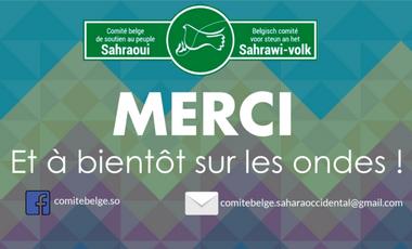 Visuel du projet Un spot radio en solidarité avec le Sahara Occidental!