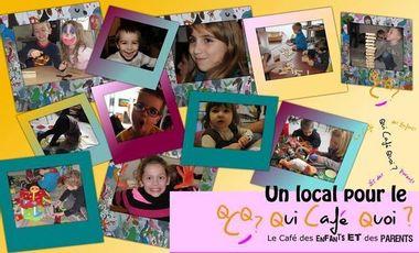 Project visual Un local pour le Qui Café Quoi ?