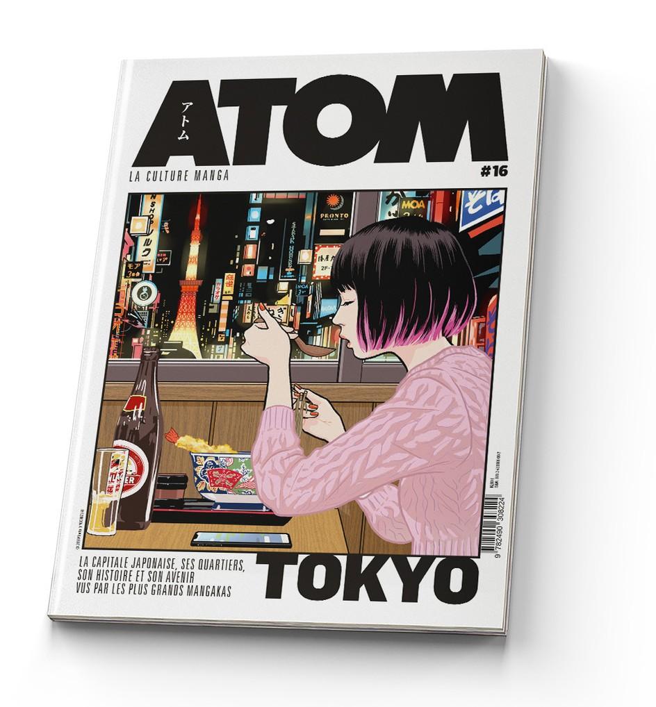 ATOM #16 - NUMÉRO SPÉCIAL TOKYO